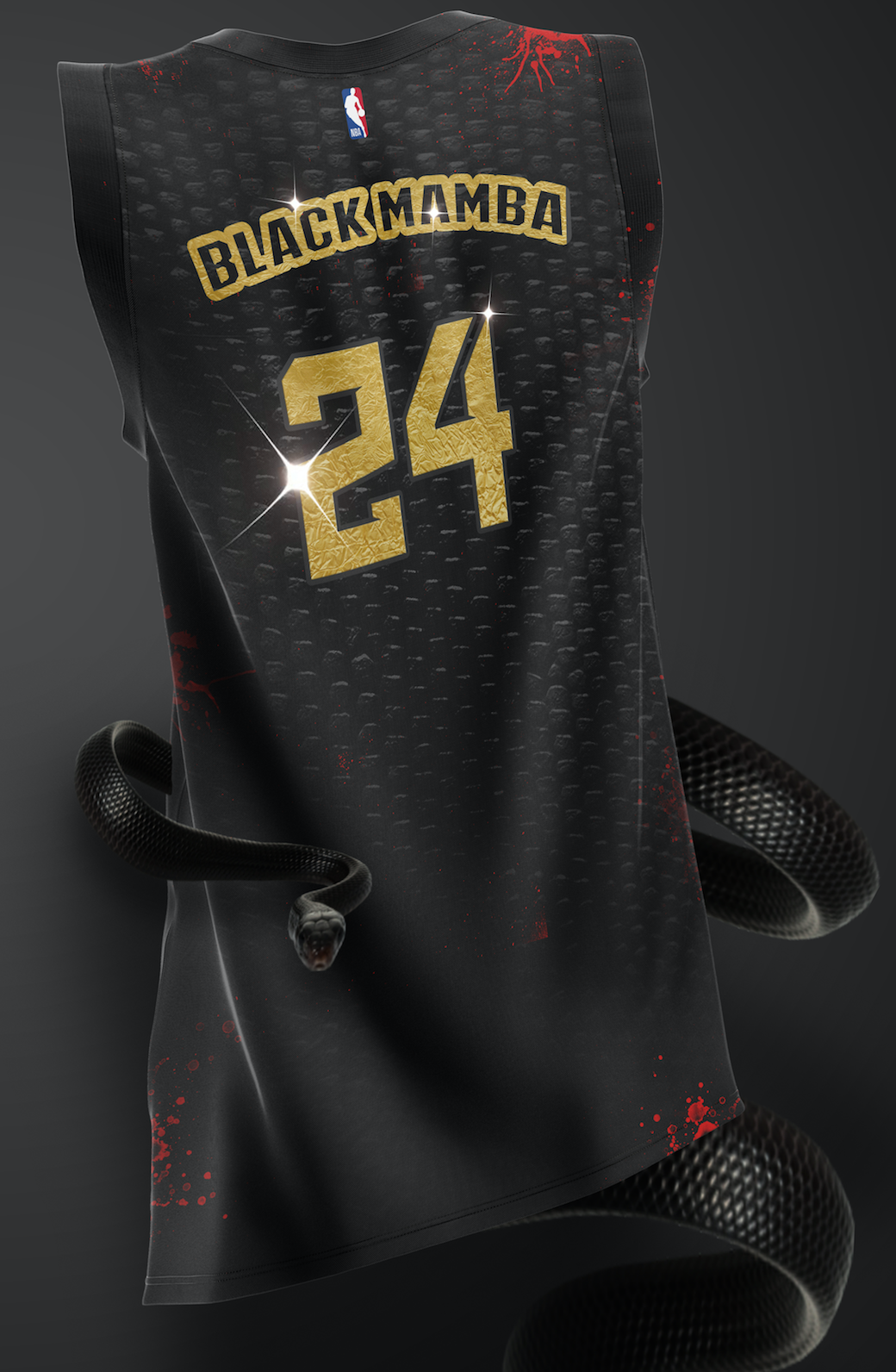MAMBA DAY JERSEY CONCEPT on Behance