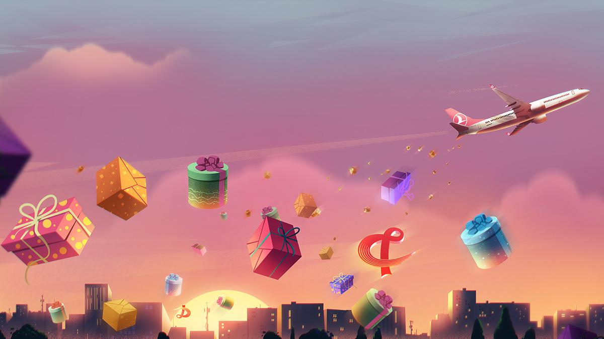 Image may contain: sky, cartoon and screenshot