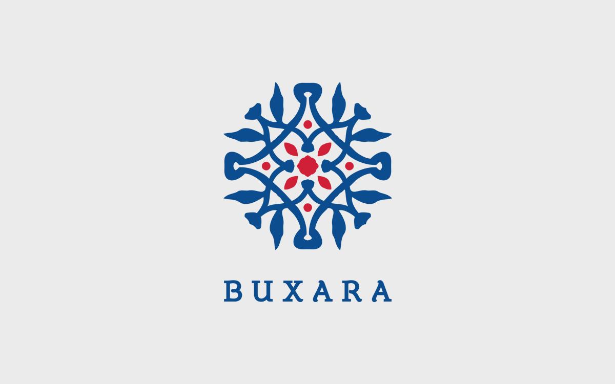 buxara uzbekistan baku azerbaijan branding  Phoenix creative agency restaurant east
