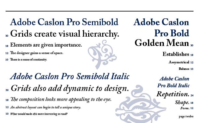 adobe caslon pro semibold download