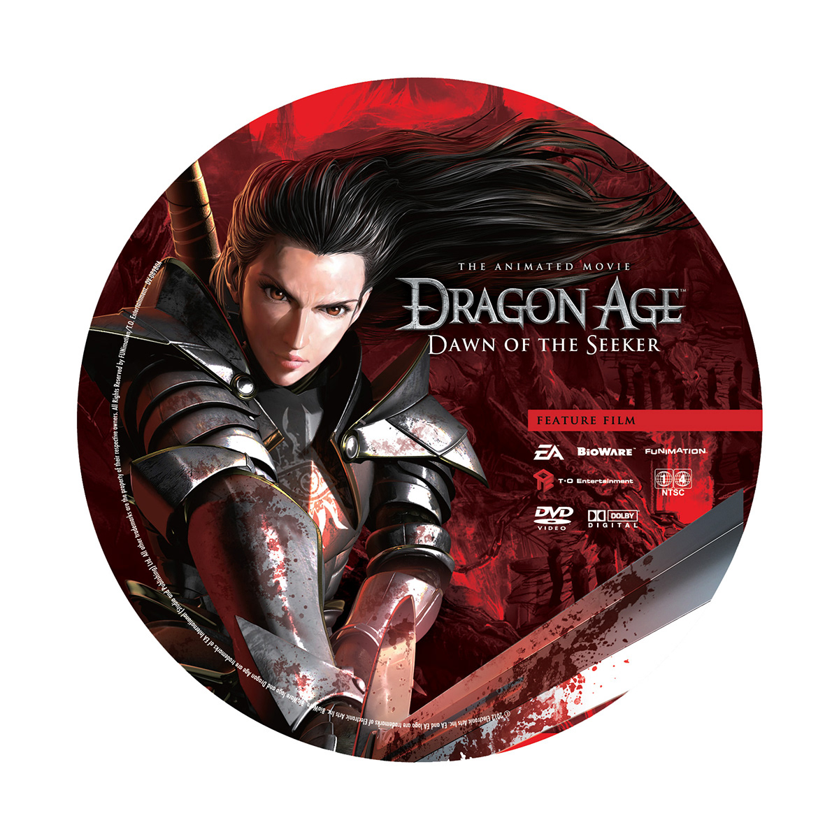 Dragon Age Dawn Of The Seeker On Behance