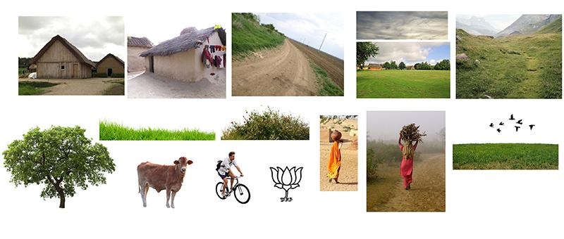 photoshop digital village India retouched women compositing Erik Johansson