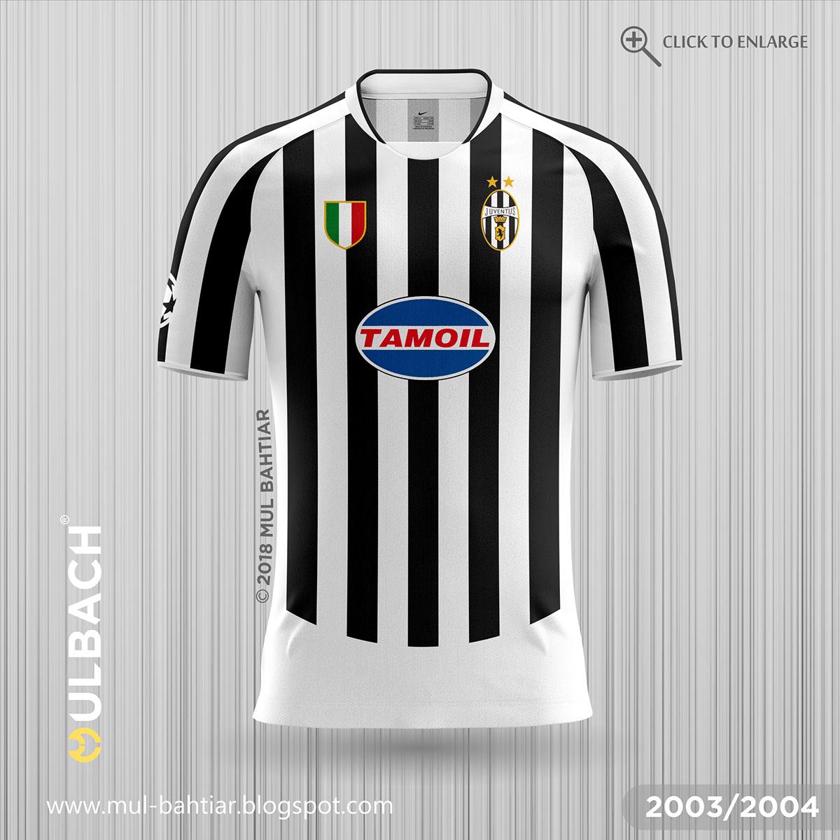 wholesale dealer 1893c 60580 Juventus Kits History on Behance