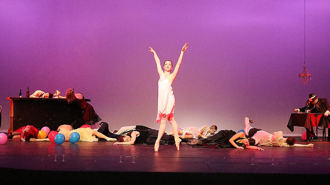 Anchorage Ballet Triple Bill Lighting Design On Behance