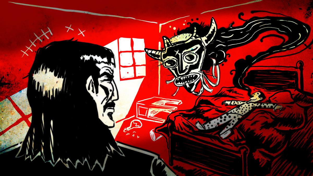 salom brujo jonyomony fricanimation brujeria