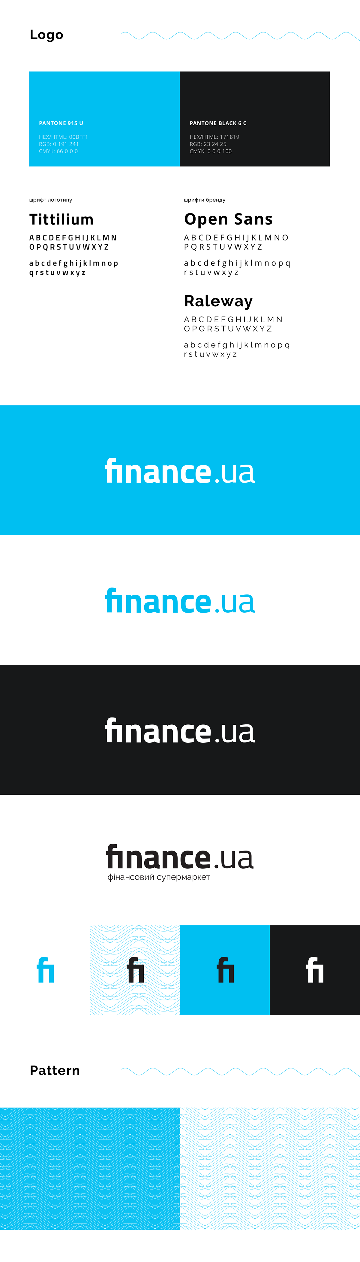 identity logo Logotype branding  finance pattern