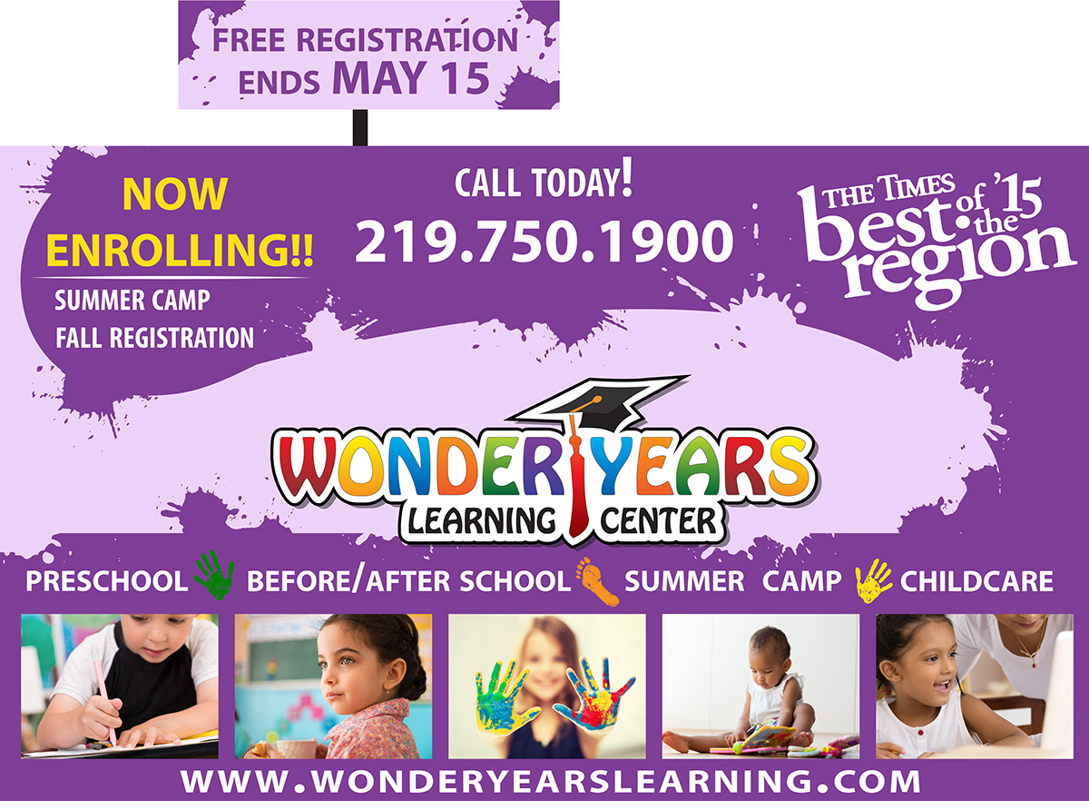 Wonder Years Learning Center Ad Banners On Behance