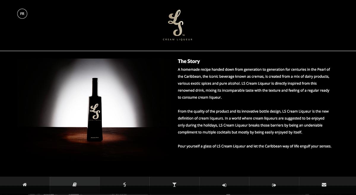 LS Cream Official Website -