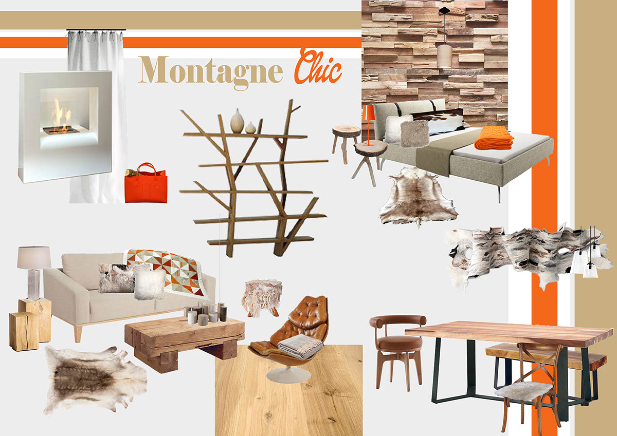 Ambiance Bord De Mer Chic quelques planches d'ambiance on behance