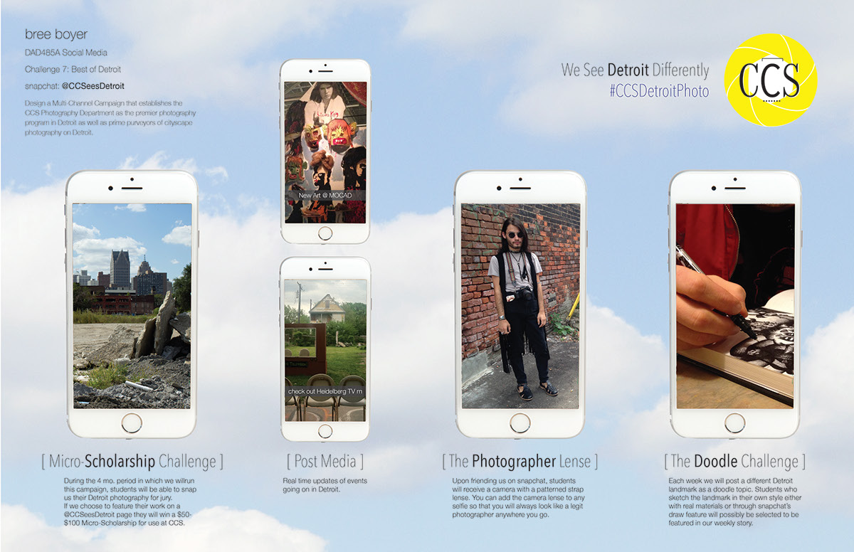 CCS Photography | CCS Sees Detroit on Behance
