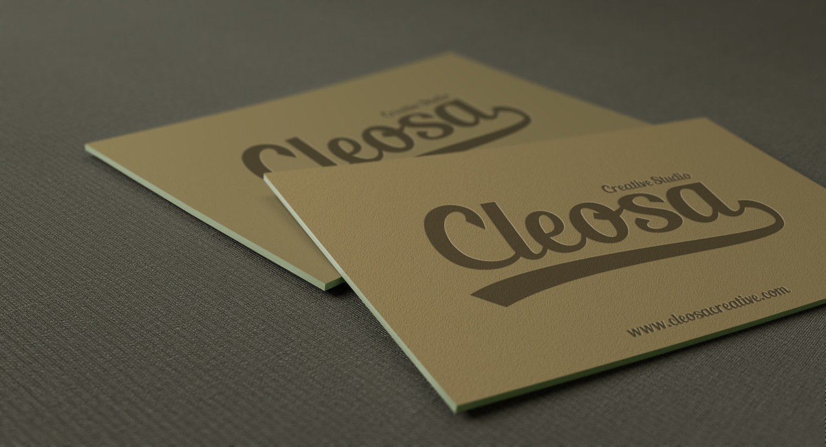 Free business card mock ups on behance 2 layered psd mockup files reheart Image collections