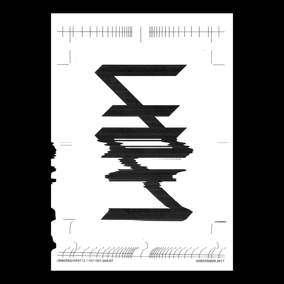 typography   ILLUSTRATION  print design  Zine  symbols poster Poster Design