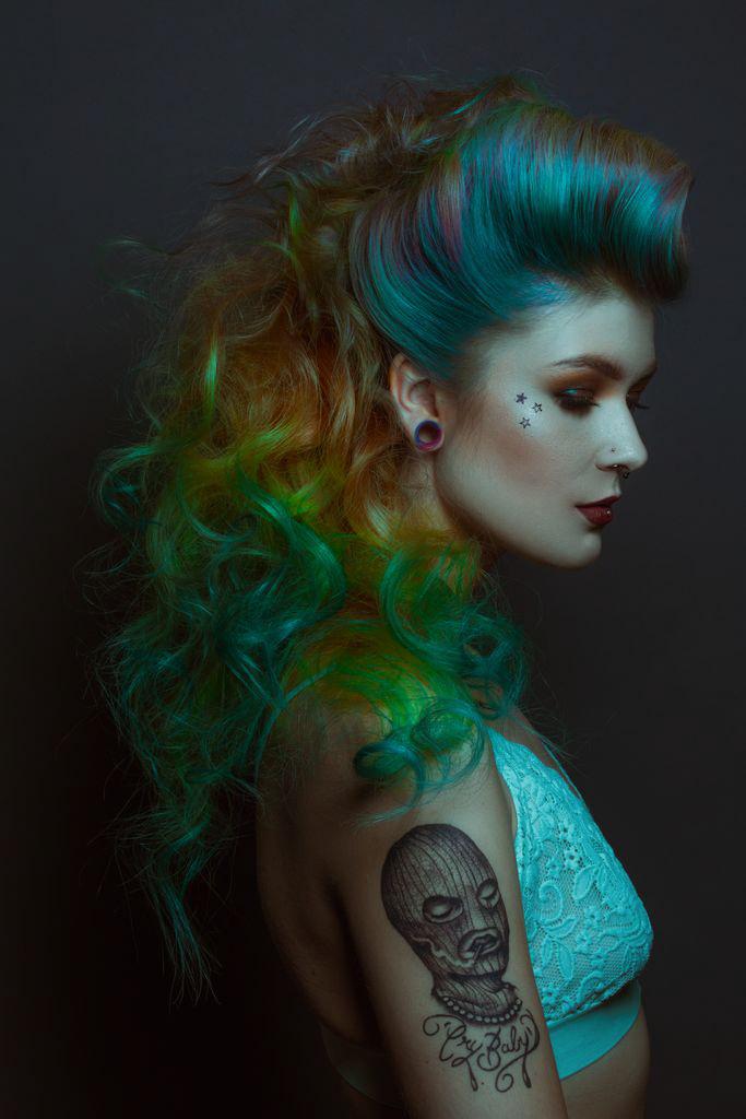 beauty creative makeup