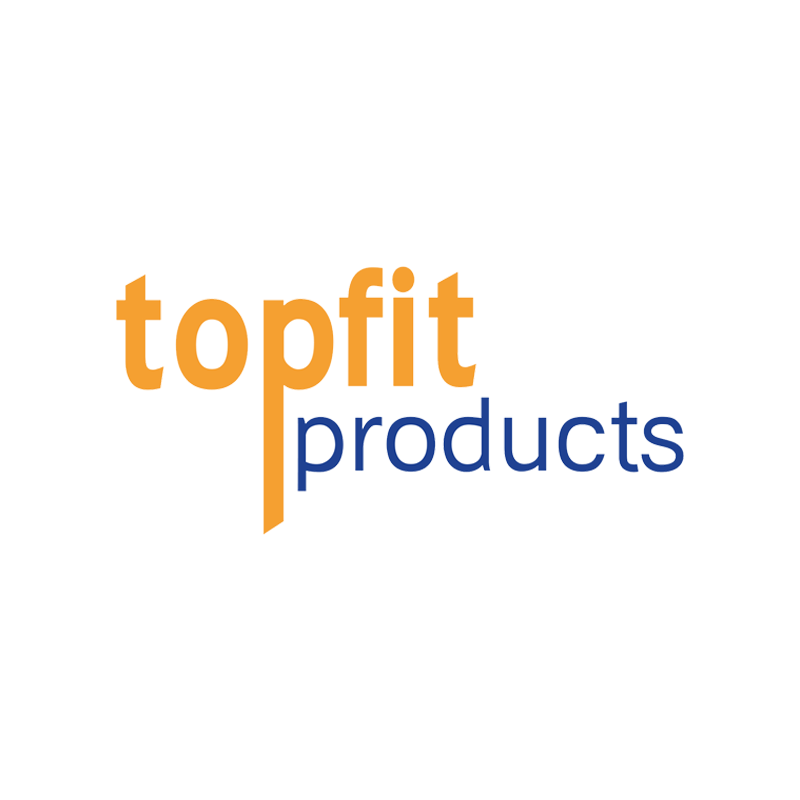 Marc Forman logo design for TopFit Products
