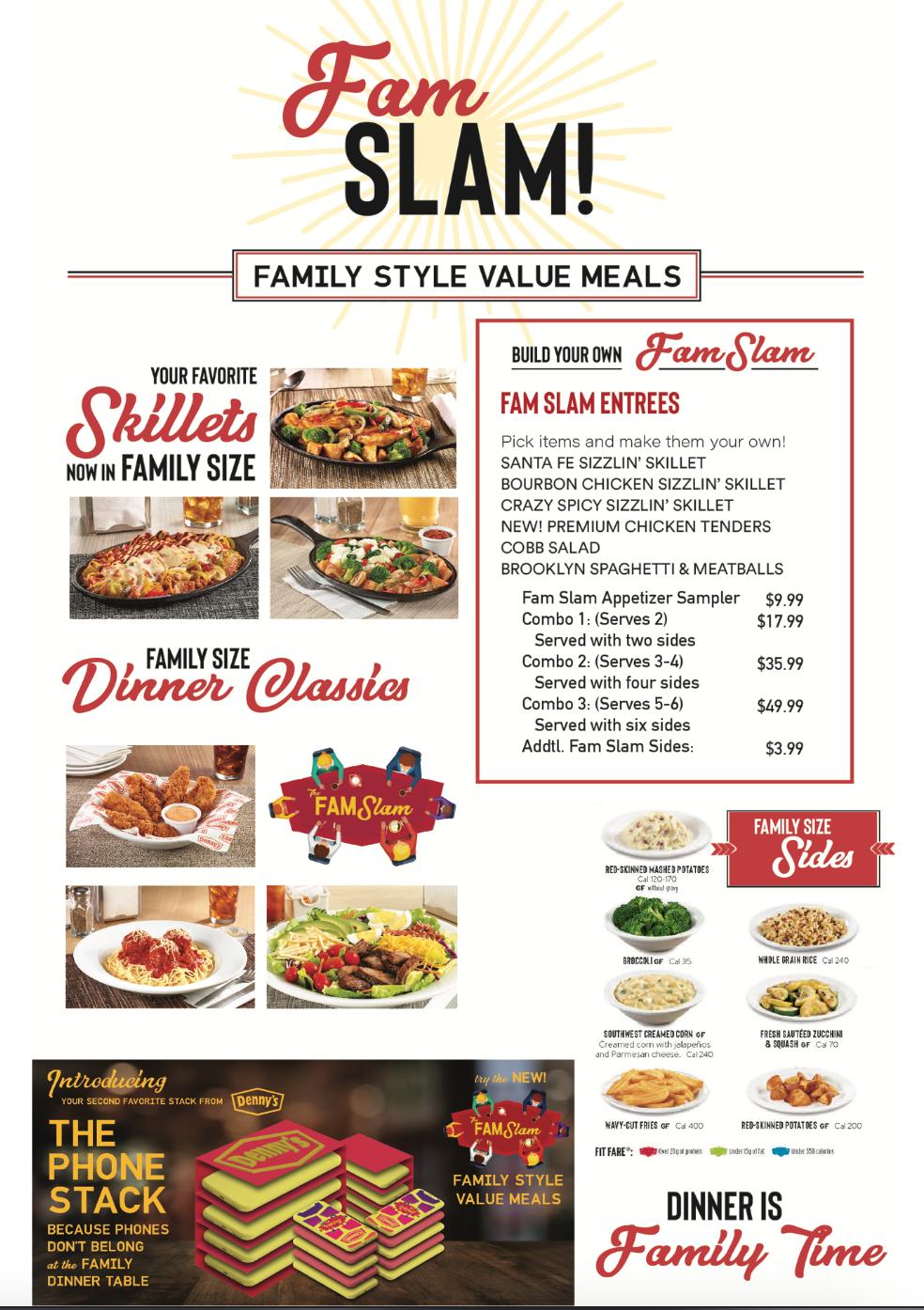 Advertising  Always branding  dennys diner open restaurant