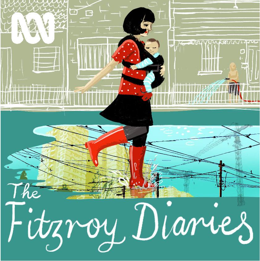 jacky winter sonia Kretschmar podcast fitzroy diaries ABC Radio national