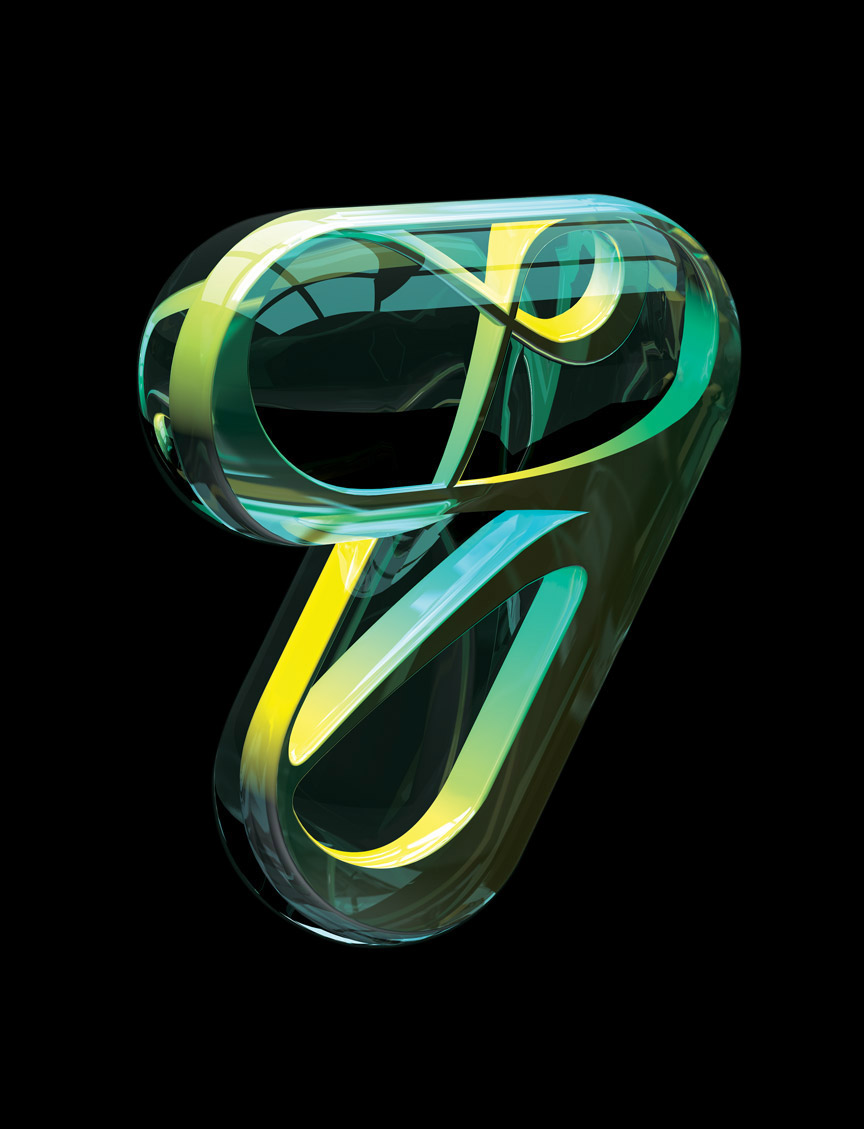 superfried,marbles,experimental type,c4d,3D,secret 7,euro 96,bespoke type,type as image,numbers