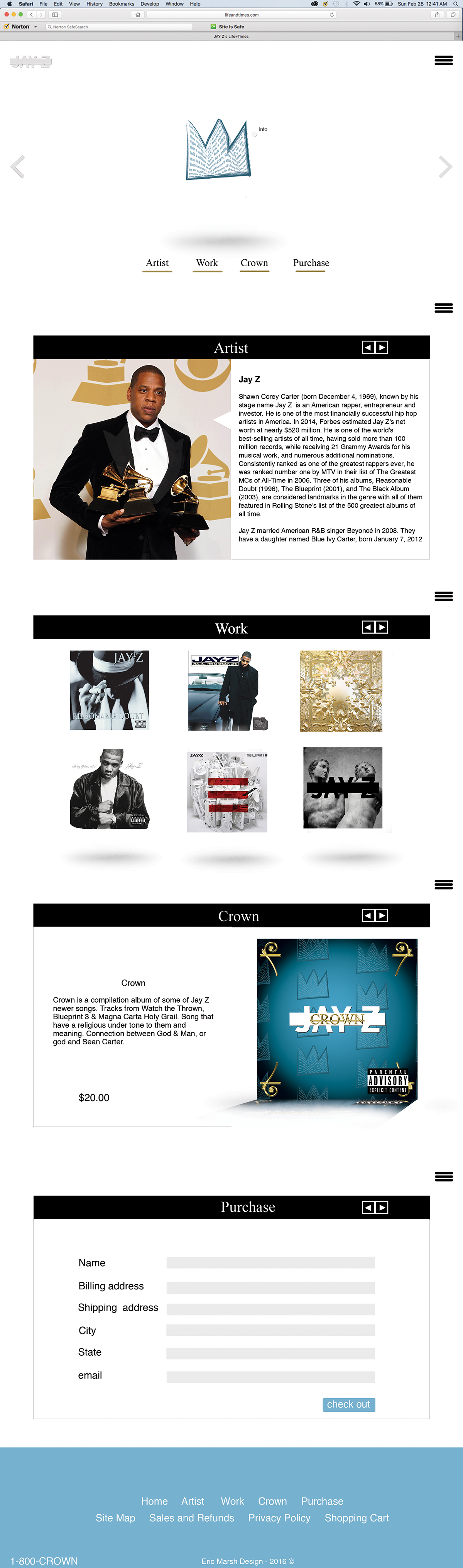 Jay z vinyl cover and promo items on behance crated elements for itunes myself for this work and the kanye itune designs malvernweather Gallery