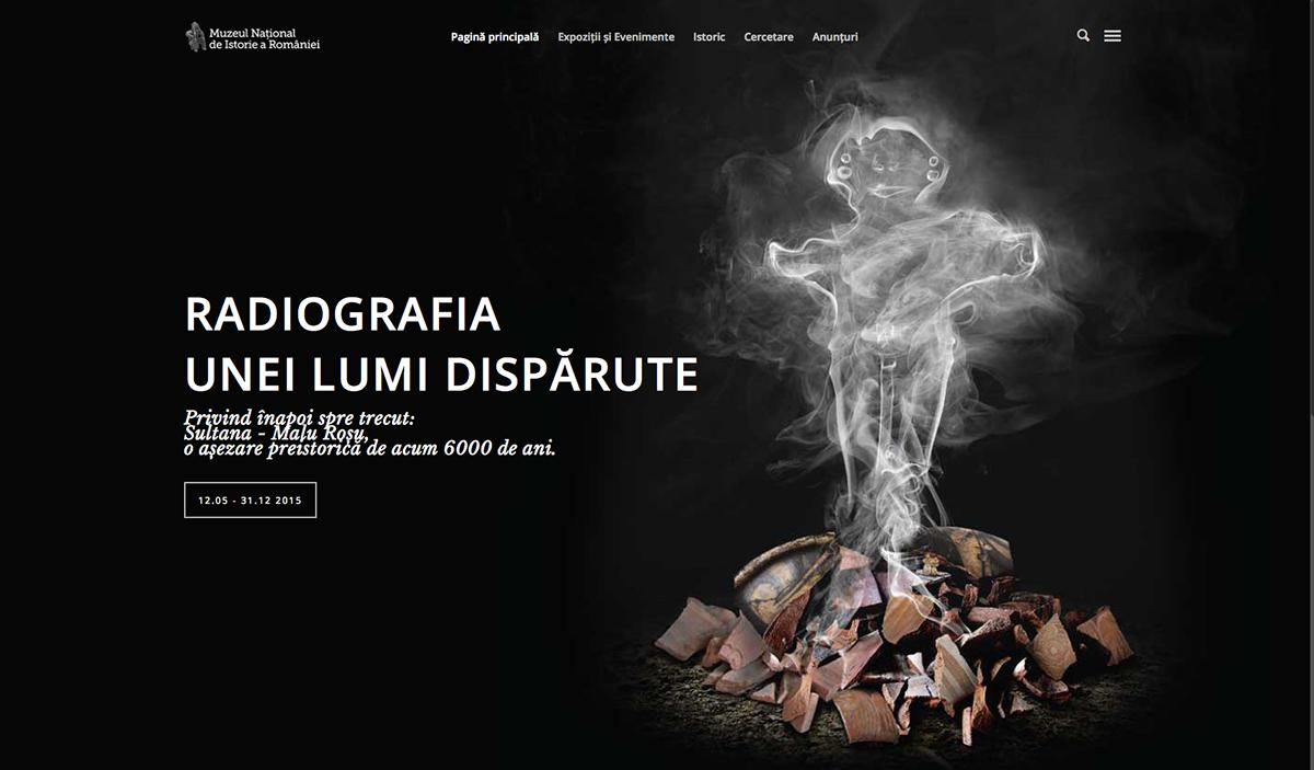 ancient art national museum Romanian History Smoke statue lost civilization
