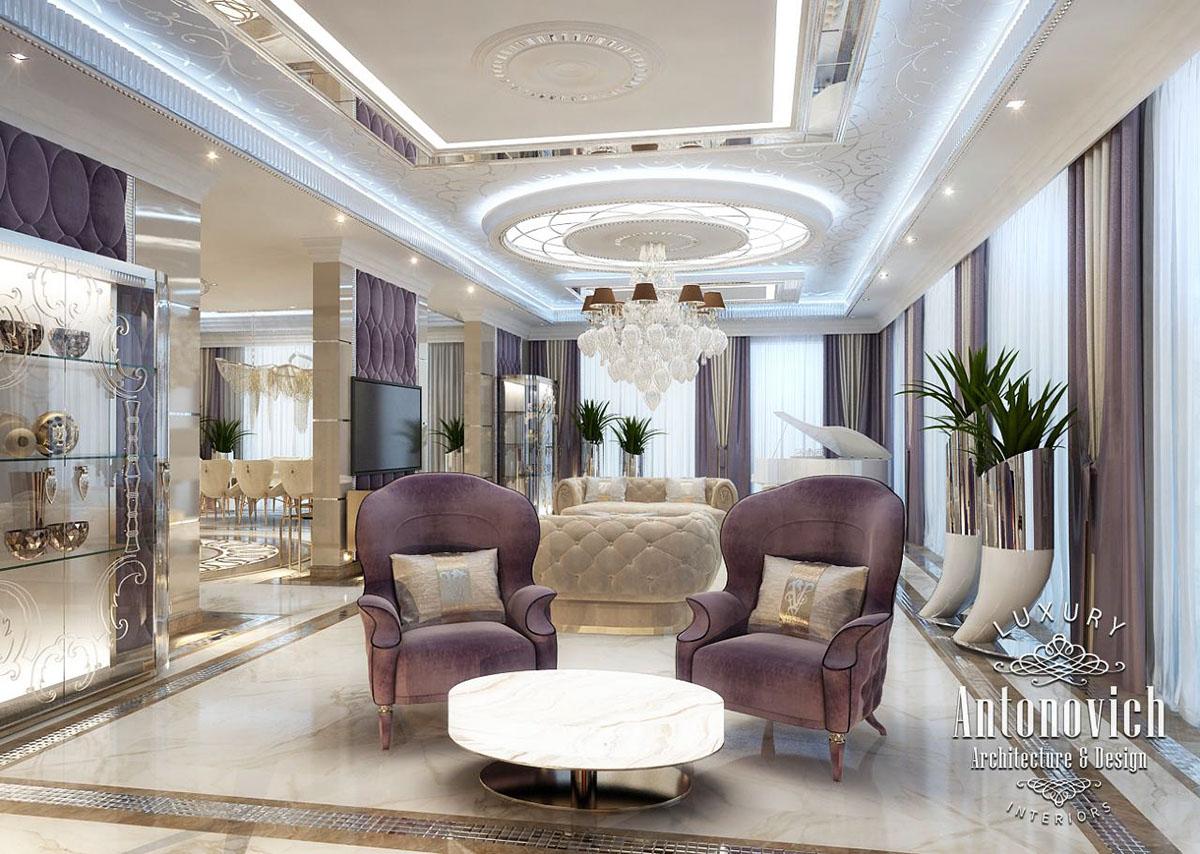 Luxury Interior Design Dubai From Katrina Antonovich On