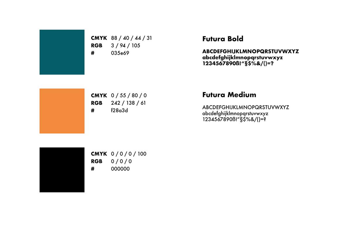 Coporate Design logo oil