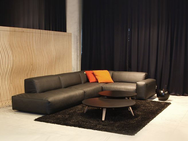 Prostoria Cloud Leather Sofa Hand Made In Croatia On Behance