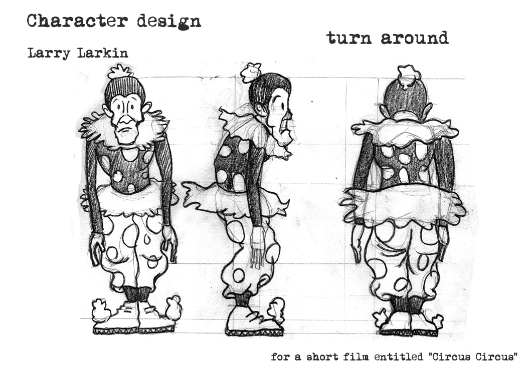 animation character model sheets on behance
