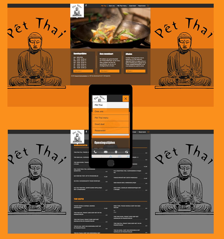 petthai Restaurant Pêt Thai Petthai Maastricht website Petthai