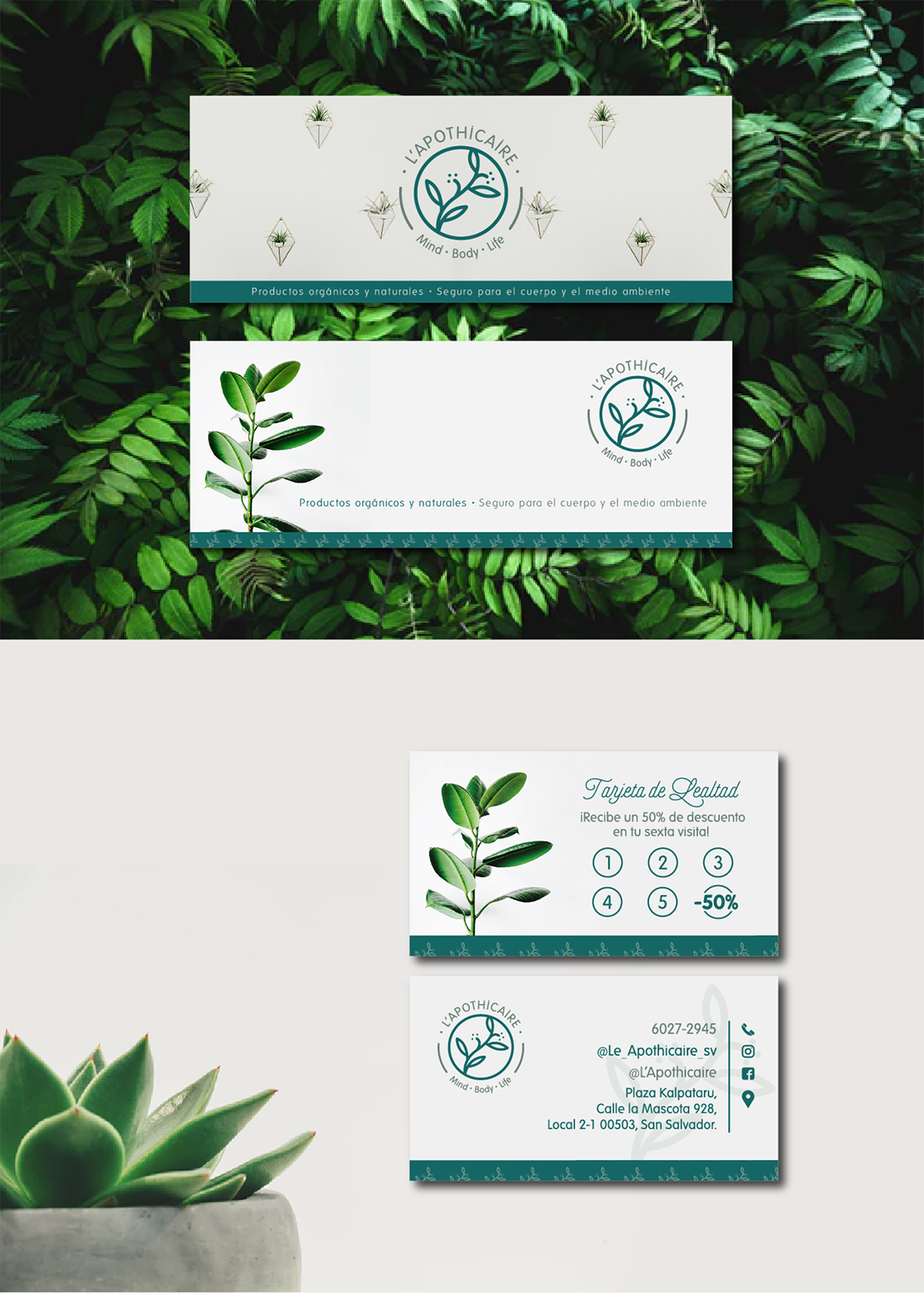 Stylescape Graphic Design: L' Apothicaire: Logo And Brand Identity Stylescape On Behance