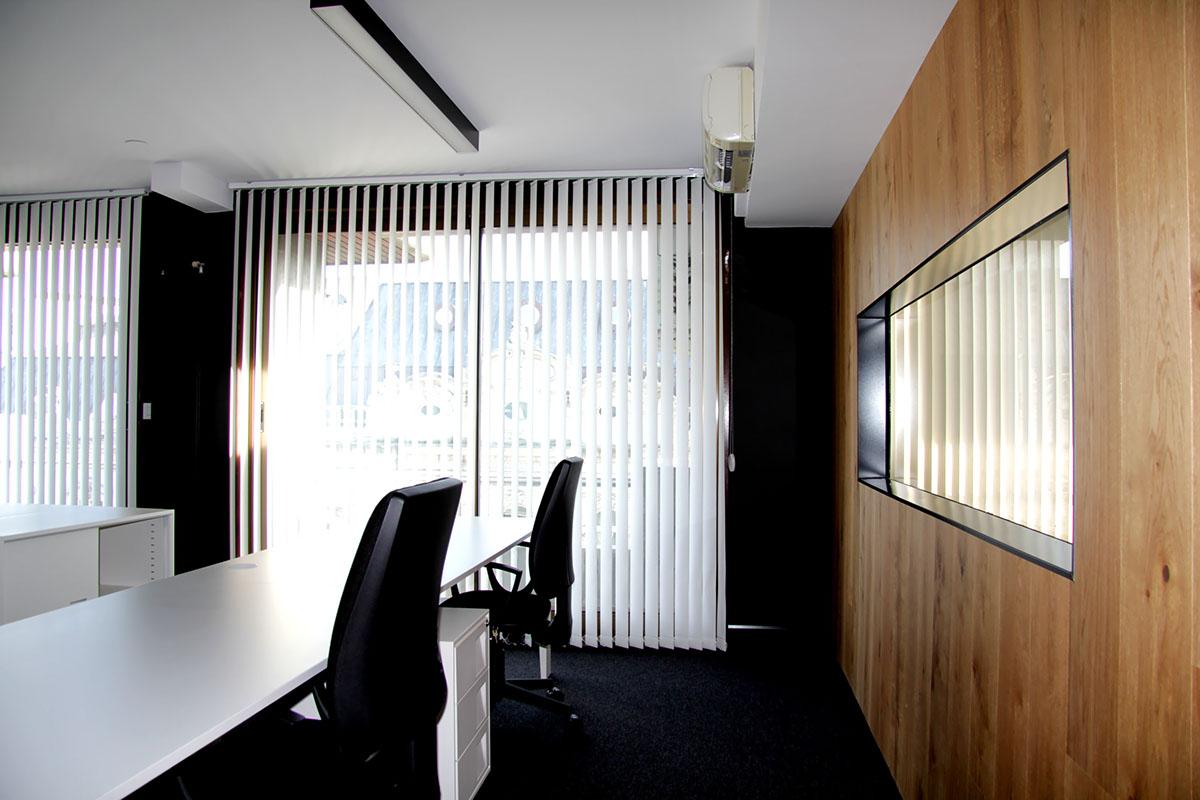 reforma OBRA Interior design oficina