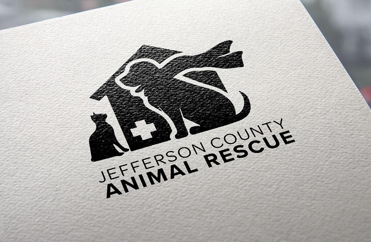 Branding Case Study Jefferson County Animal Rescue On Behance