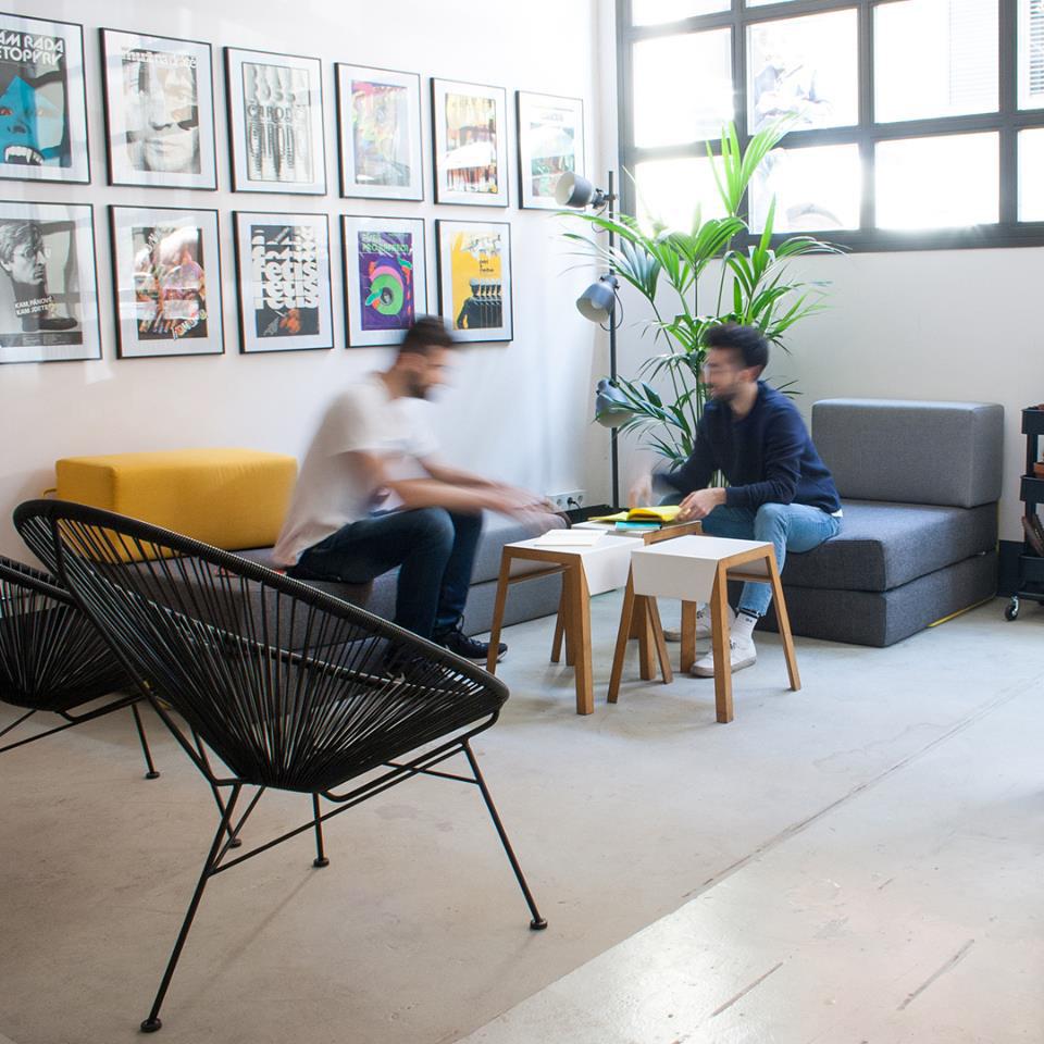 Oficinas diseño Interiorismo arquitectura