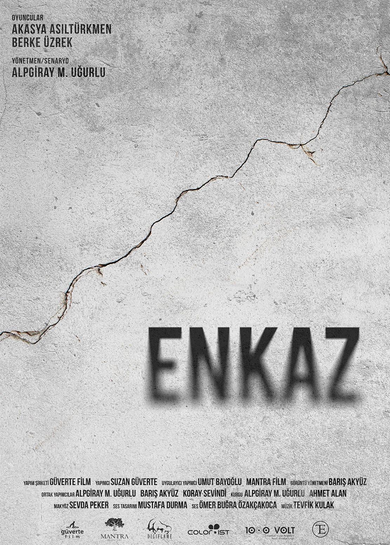Enkaz movie poster poster earthquake
