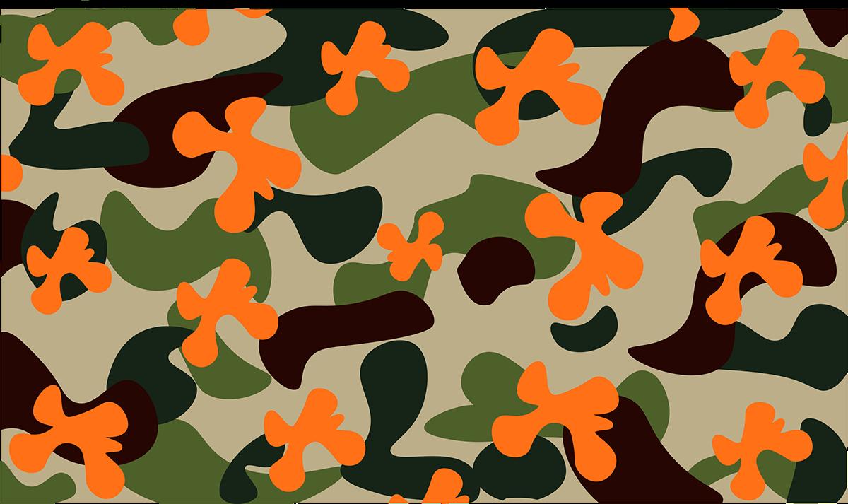 WEIRD Camo Patterns on Behance