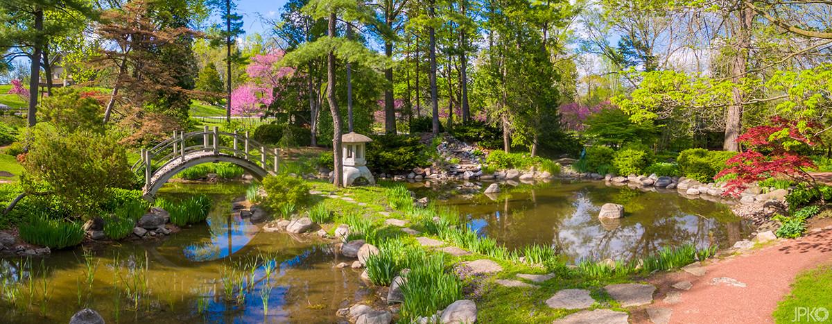 Japanese Tea Garden, Geneva, IL on Behance