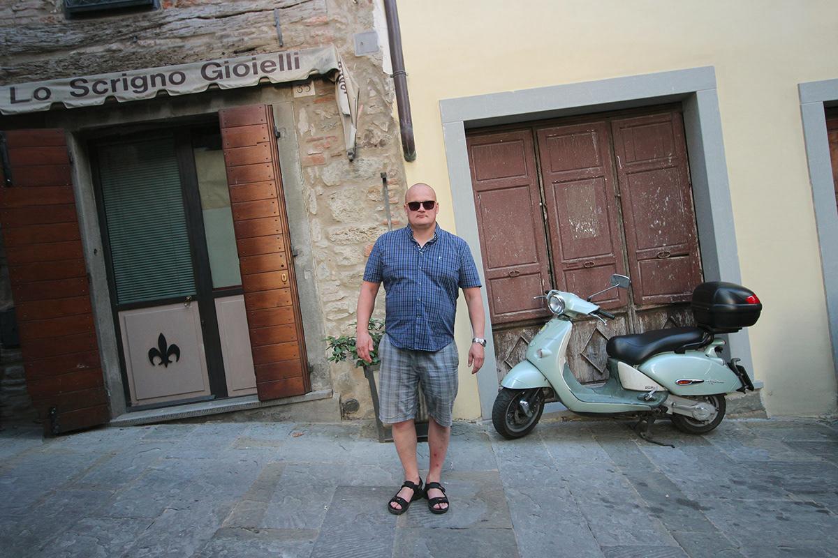 cortona 12% 12 % portrait series collage Tilted Italy street photography CortonaOnTheMove