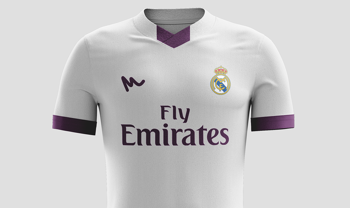 db3de6ceda4 2016 Real Madrid Kit Concepts by Metcalfe on Behance