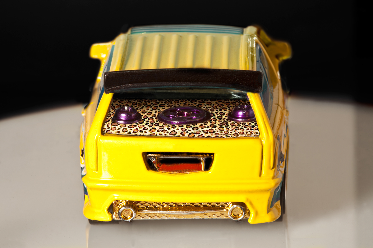 Hot Wheels Quot World S Smallest Car Sound System Quot On Behance