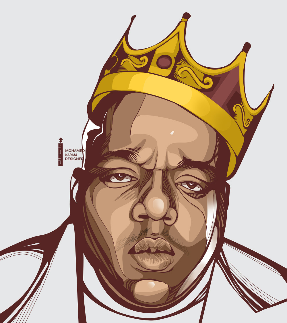 Notorious B I G On Behance Princess crown and magic wand. notorious b i g on behance