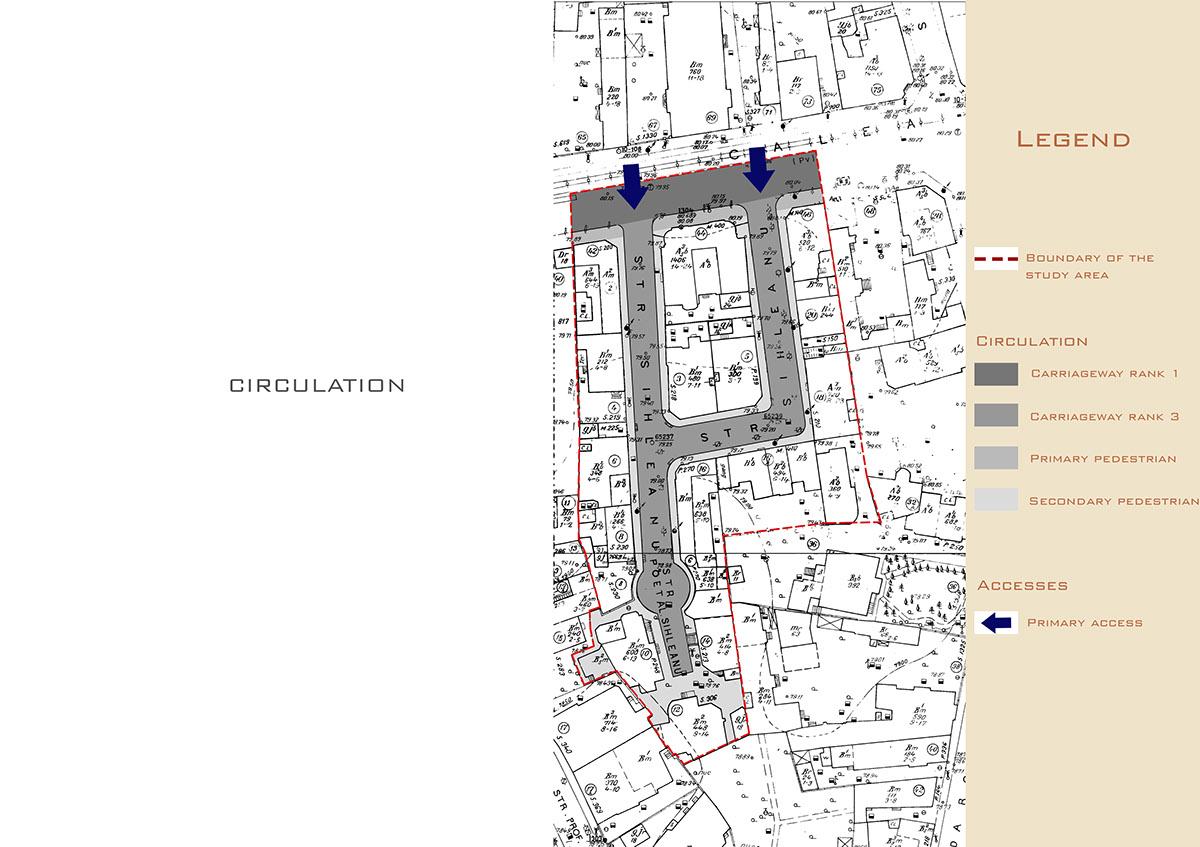 Street: urban analysis on Behance - 웹