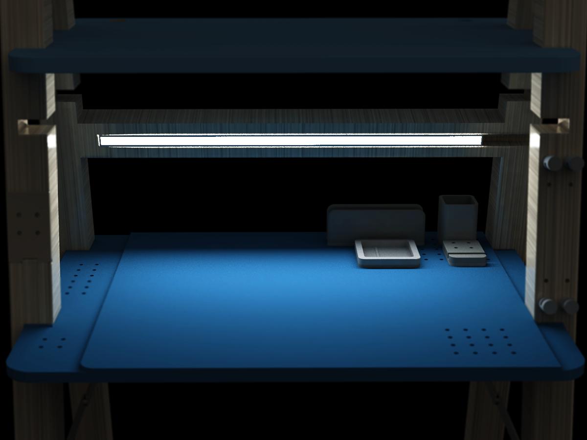 FLAT Workstation on Behance