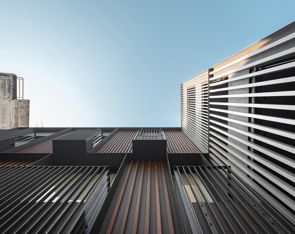 Adobe Portfolio architecture