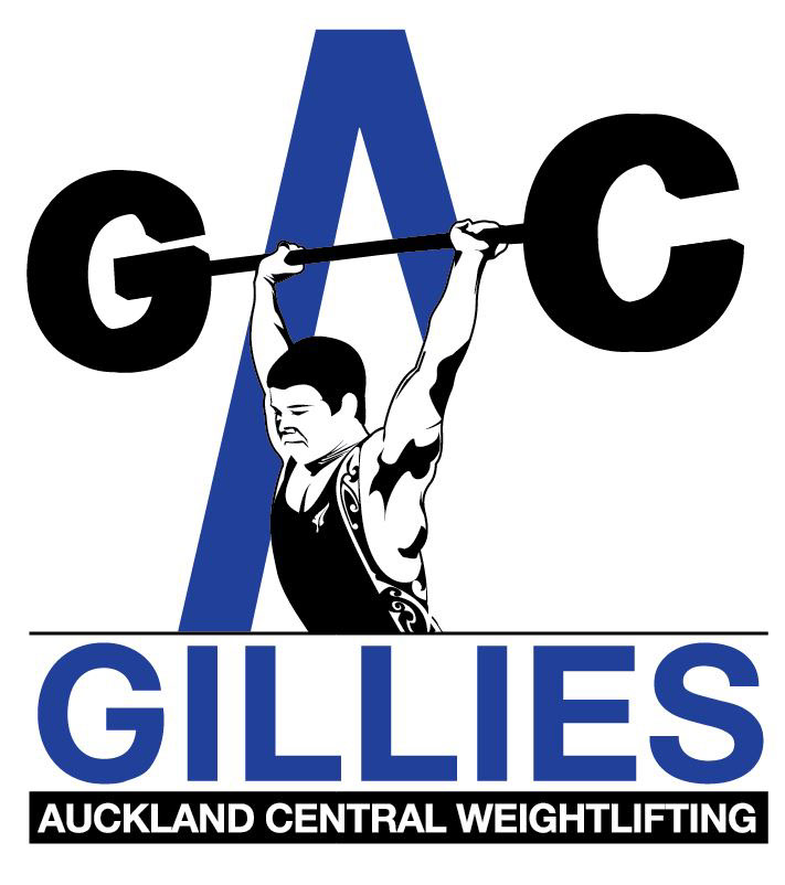 Nicola Benfell - Gillies Auckland Central (GAC) Weightlifting - Branding