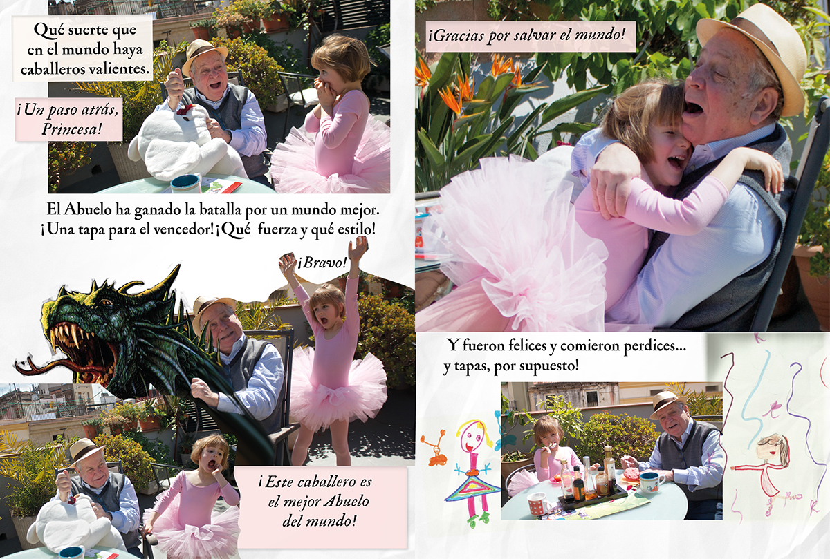 fairy tale,children,story writting,collage,collage book,photo collage,family,family album,photos,comic,kids,children books