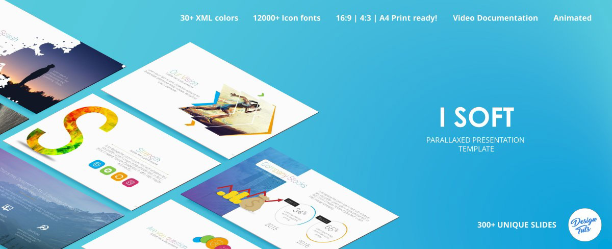 Massive X Presentation Template v.5.2 Fully Animated - 20