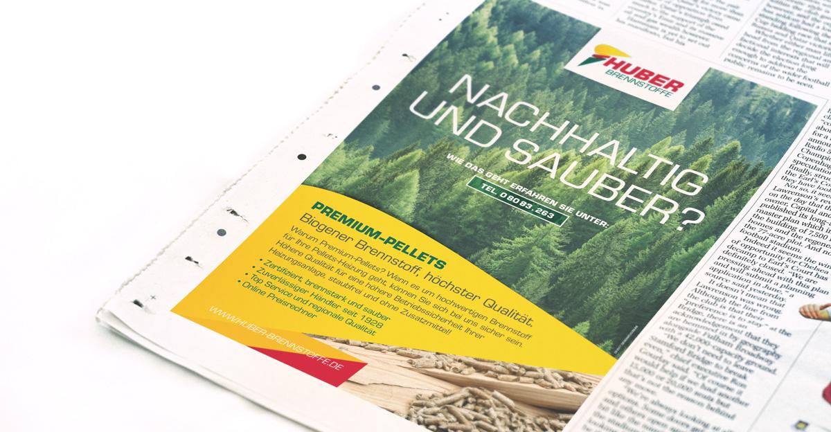 Corporate Design branding  redesign energy fuel folder merchandise stationary Webdesign #HP