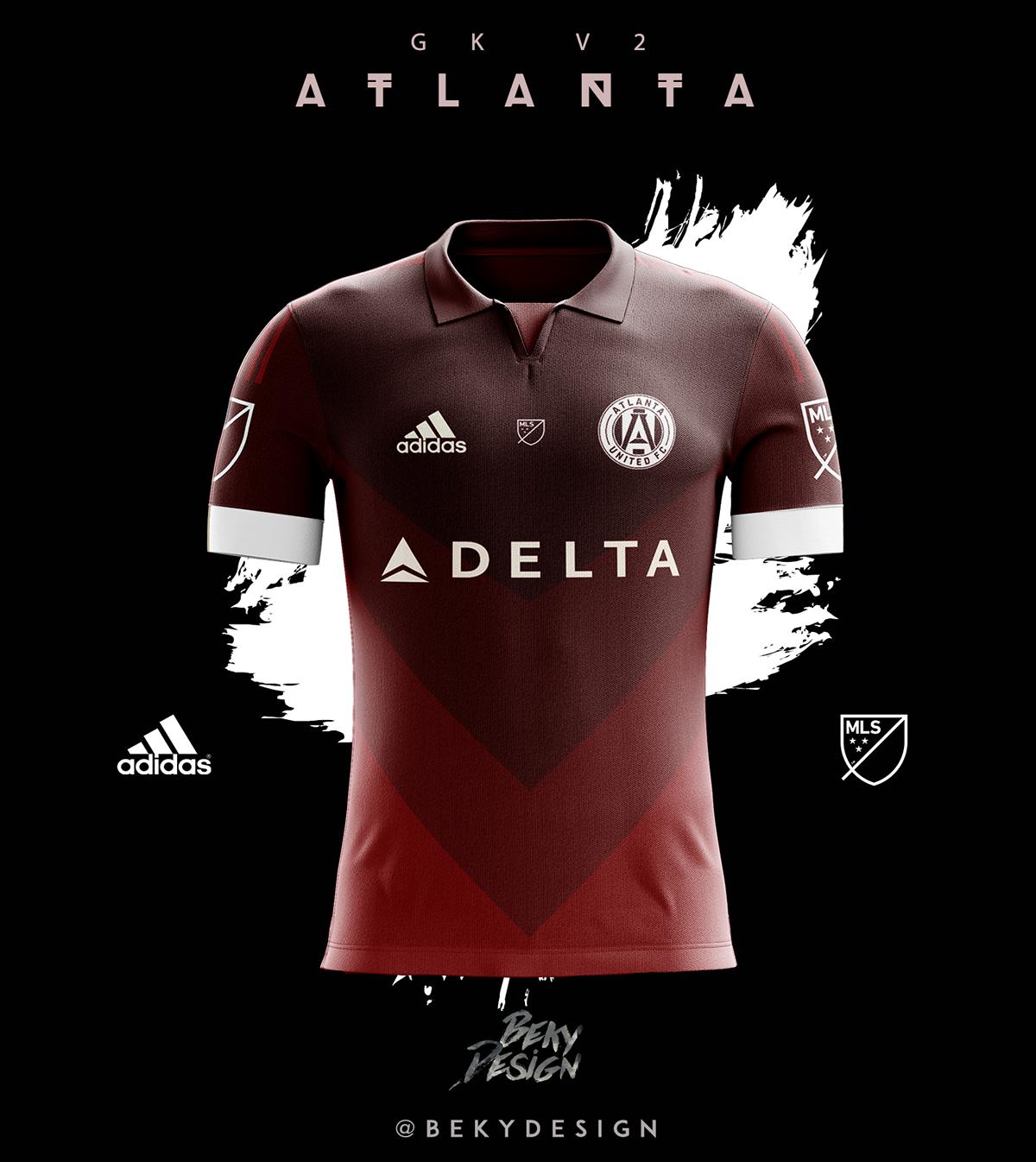 quality design e2081 59432 Atlanta United FC - Concepts on Behance