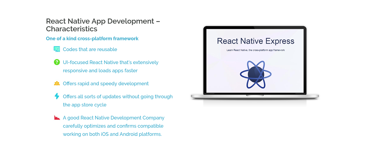 React Native App development Services | Web Page on Wacom Gallery