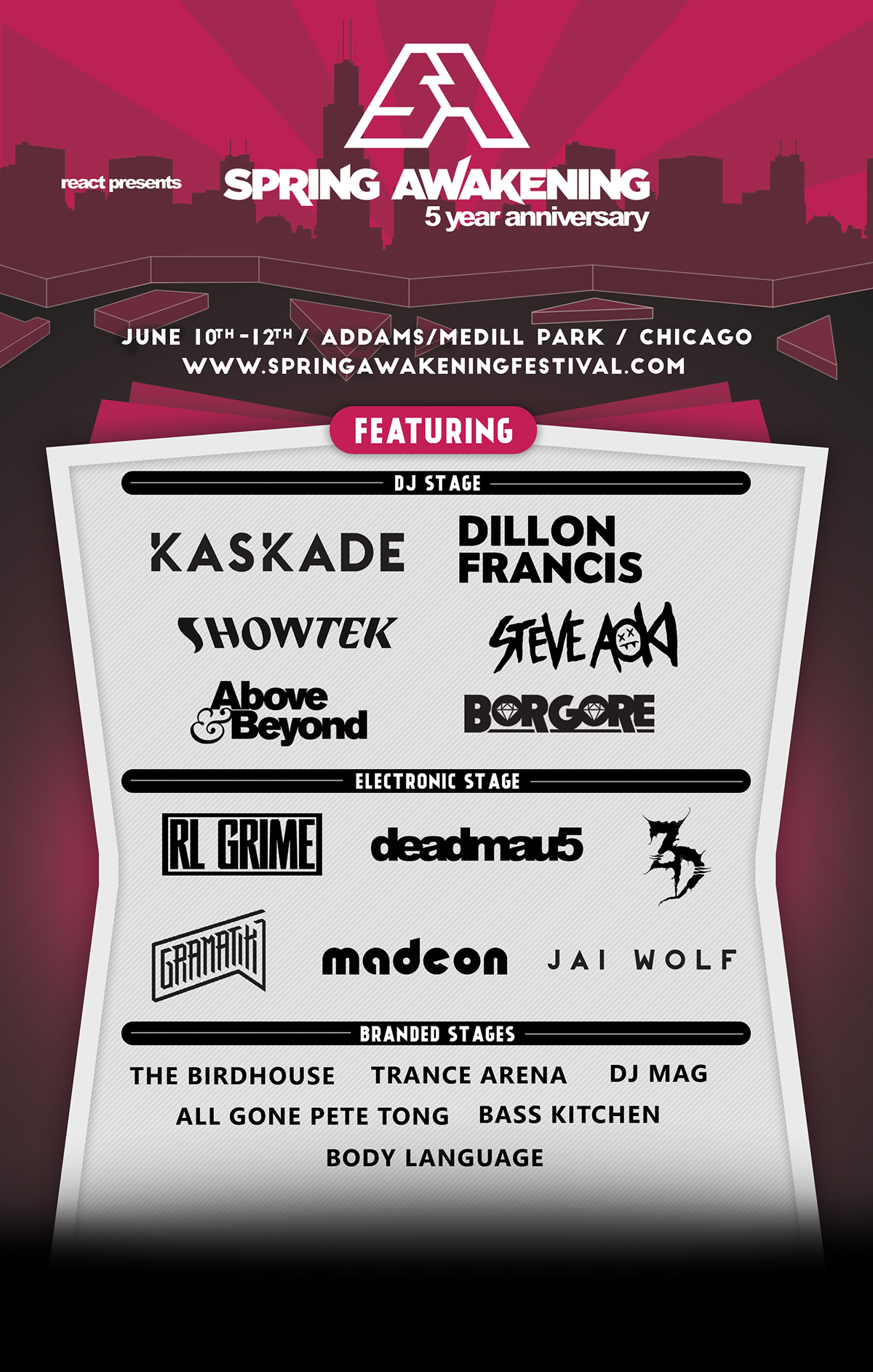 Samf samf '16 - poster contest submission on behance