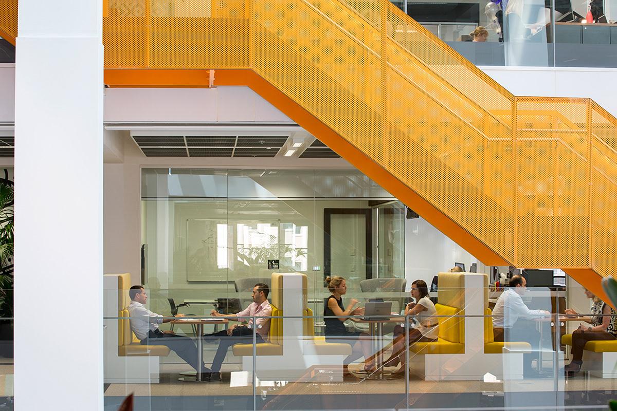 ABW architecture Australia design Interior Architecture interior design  Office sydney workplace Workplace Design